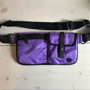 Lululemon cross body/fanny pack